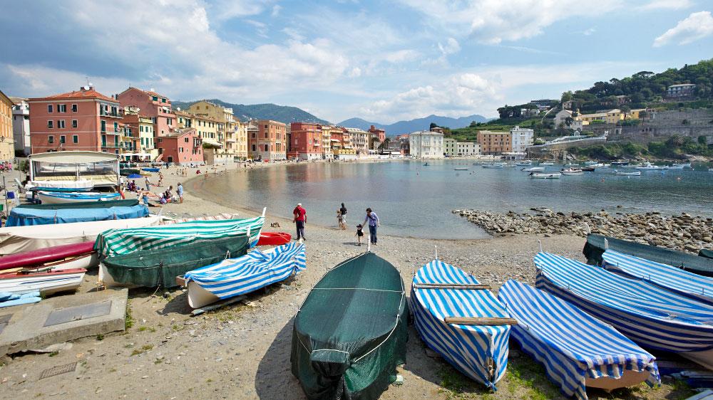 Arrivederci Ligurien: die pittoresken Orte der Küste hinterlassen einen bleibenden Eindruck